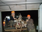 Sherry and I,(Rick W.),in Kansas,now you have proof that Mississippi Girls do hunt!!!