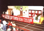Homecoming '78 float