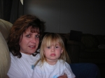 Me and Taylor (my step-granddaughter)