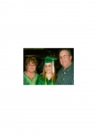 Our Daughter's PJC Graduation-  Gayla Sutley Arnold, Laura, and my husband Gary