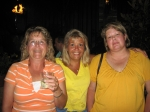 Gail Honson Phillips, Susie Johnson Whitfield, Debbi Yuhasz Lewis