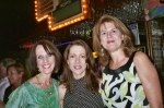 Deanna Riddle Overson, Lisa Hewes Ihns, and Joy Welch Whaley friends since First Grade
